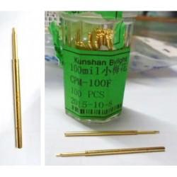Pogo pin  (100um)